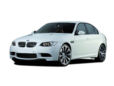 BMW 3 Series Saloon 320d M Sport