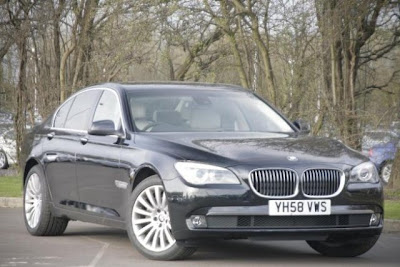 BMW 7 Series Saloon 730d SE