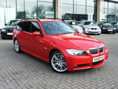 BMW 3 Series Touring 330i M Sport