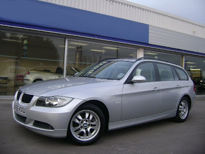 BMW 3 Series Touring 320d ES