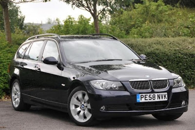 BMW 3 Series Touring 325d SE