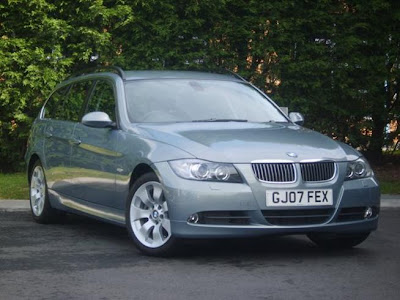 BMW 3 Series Touring 330d SE
