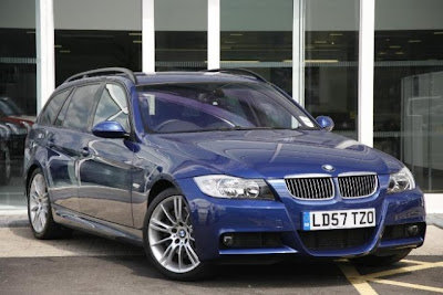 BMW 3 Series Touring 335d M Sport