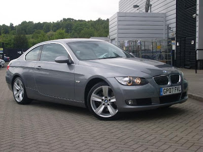 BMW 3 Series Coupé 325i SE