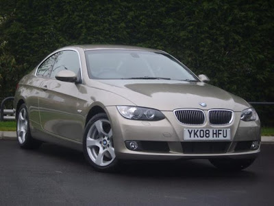 BMW 3 Series Coupé 325d SE