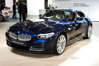 BMW New Z4 sDrive35i