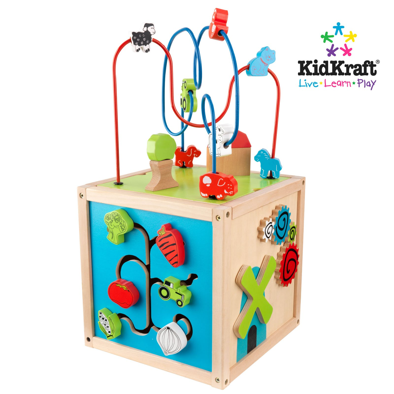 Wooden Toys For Toddlers : Children s wooden toys toy play kitchen furniture