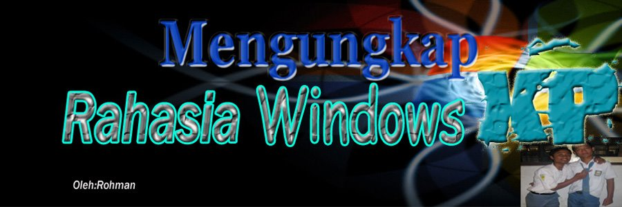 Cara Menjebol Password Administrator Xp