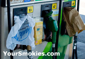 Gas Shortages in the Smokies start to ease - slowly