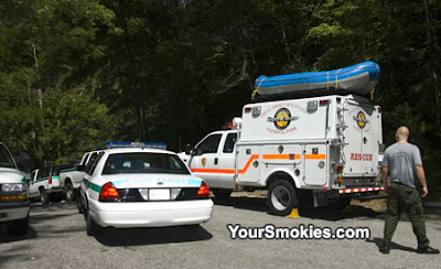 Presumably Drowned Woman Found Alive in Great Smoky Mountains National Park