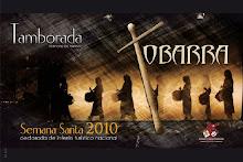 Cartel de las Tamboradas de 2010