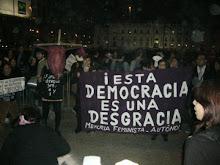 MEMORIA FEMINISTA, FEMINISTAS AUTÓNOMAS EN MARCHA CONTRA EL FALLO DEL TC