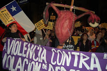 COLECTIVA FEMINISTA AUTÓNOMA KLLEJERAS EN MARCHA CONTRA FALLO DEL TC