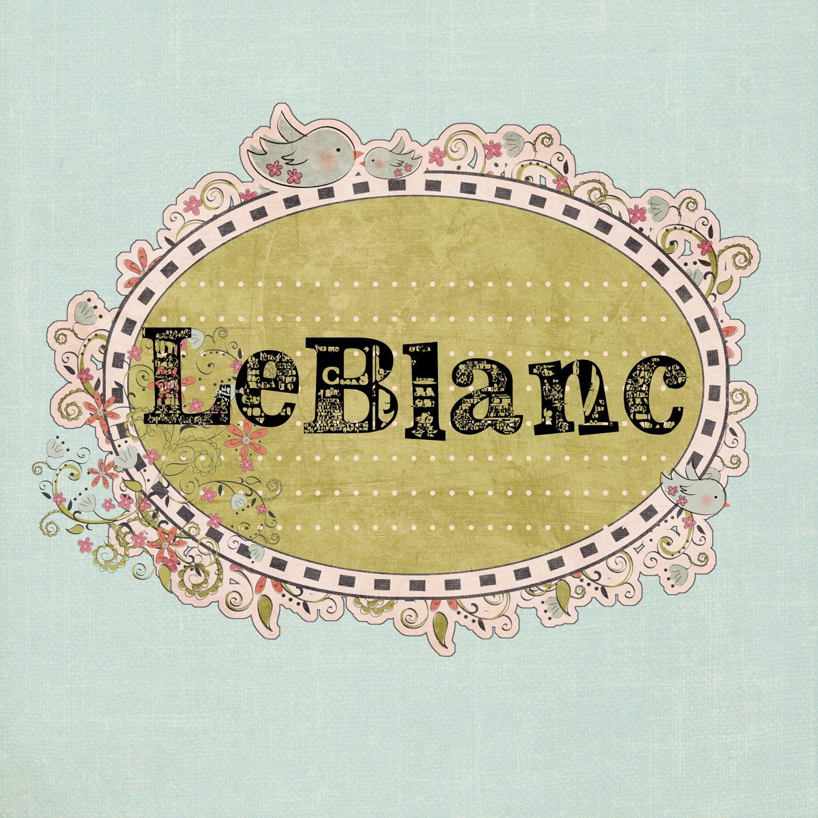 LeBlanc's