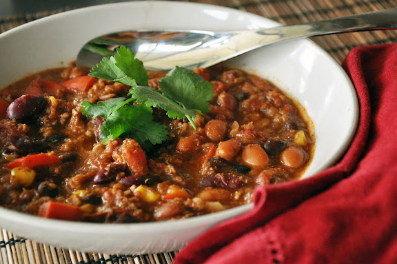 Recipe: Patsy's two-step chili