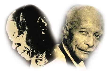 De Burlamaqui a la capoeira regional de Bimba y la Angola de Pastinha. Bimba_e_Pastinha