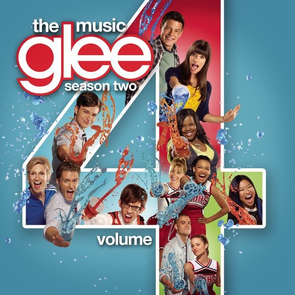 Glee Album Cover Volume 4. Glee : The Music Vol 4