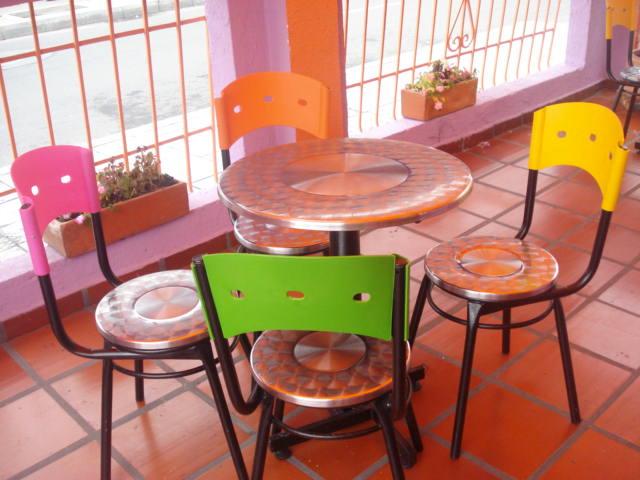 Vendo muebles cafeteria for Precios de muebles para cafeteria