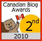 Best Canadian Blog Overall 2010