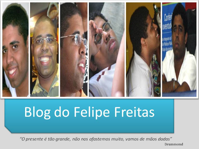 Blog do Felipe Freitas