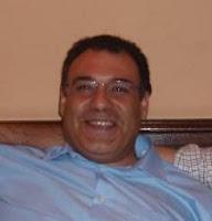 Javier López hoy, un tío feliz