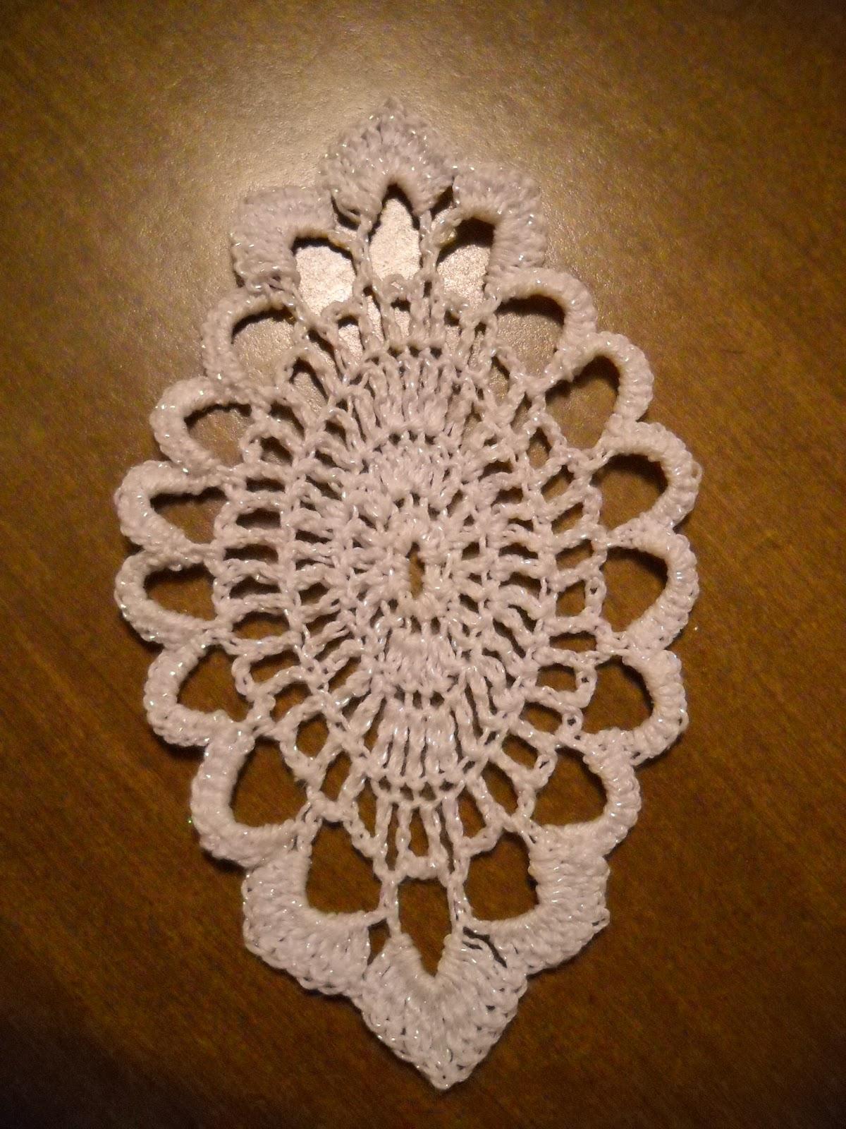 Crochet Galore: Victorian Motif - free pattern