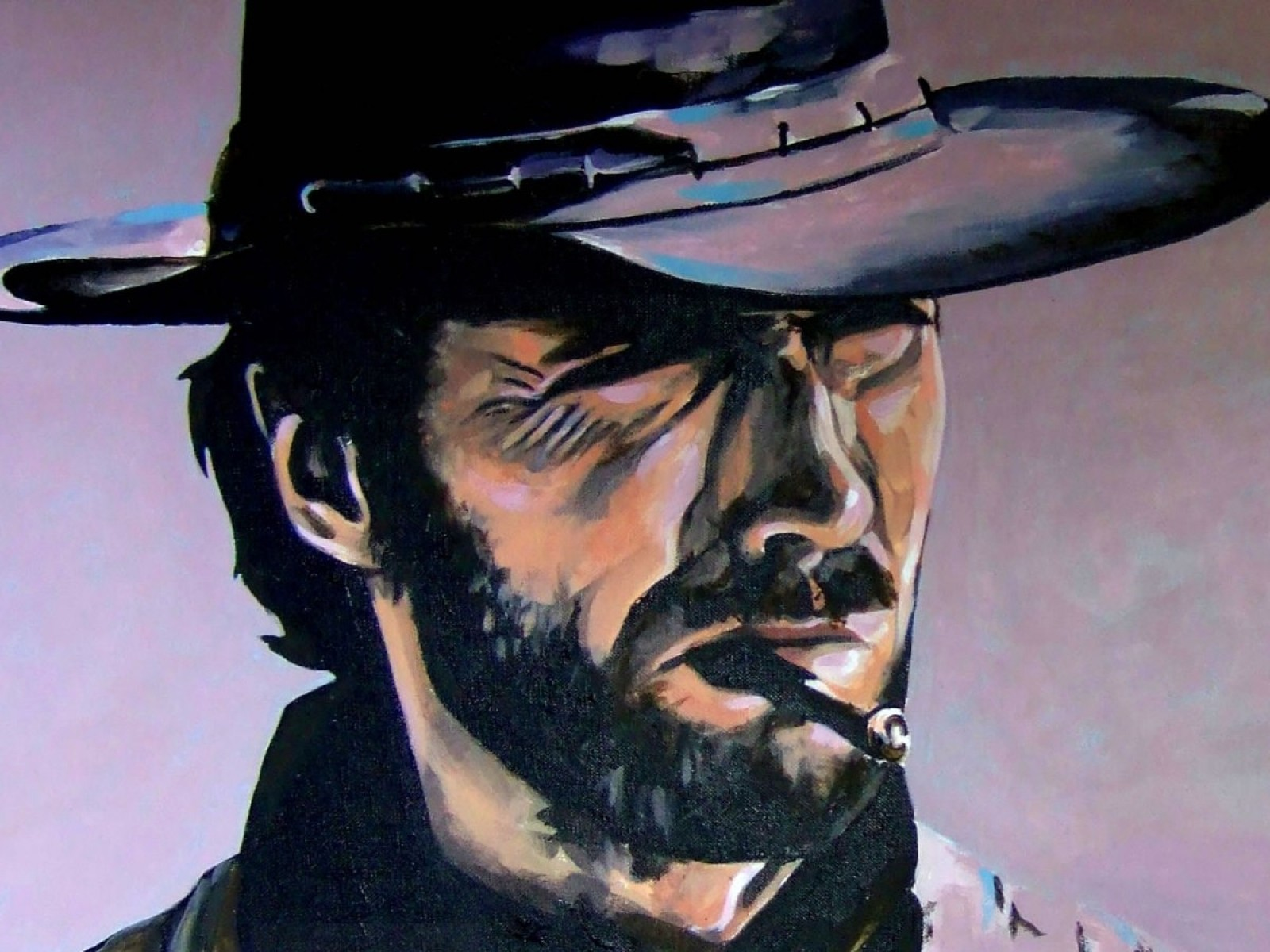 saltez: Wallpaper - Clint Eastwood
