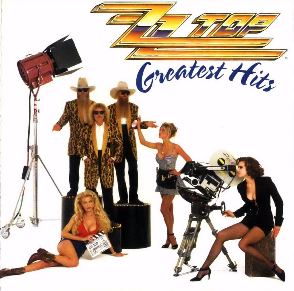 ZZ TOP � GREATEST HITS 1992