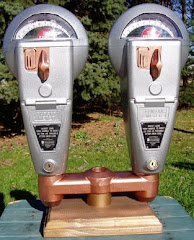 Manage Parking Meter Performance Based Contracts