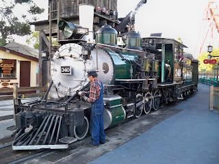 D Amp Rgw Model Railroad Knott S Berry Farm