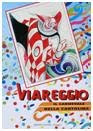 Viareggio , carnevale nella Cartolina