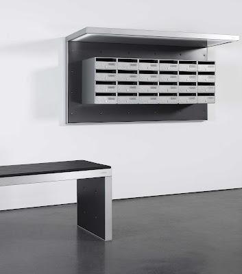 Arregui lanza su primera colecci n de mobiliario - Mobiliario minimalista ...