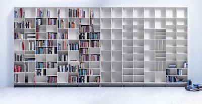 Bibliotecas y Estantes [Diseño]