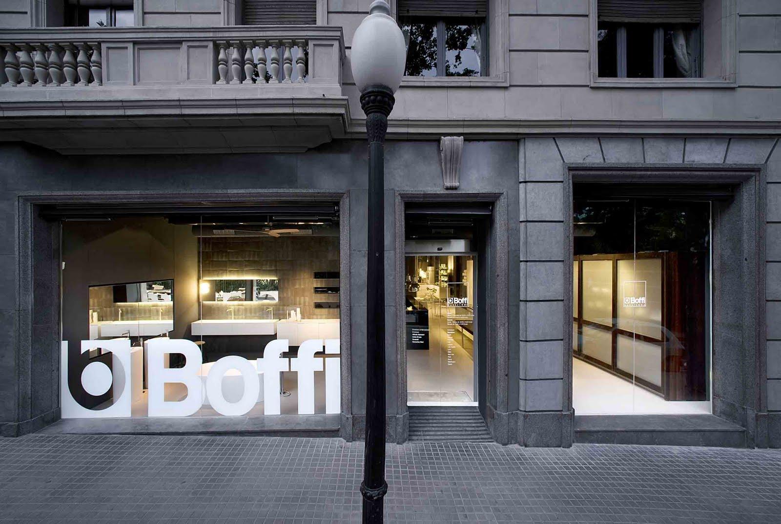 La firma italiana Boffi abre su primera tienda propia en España