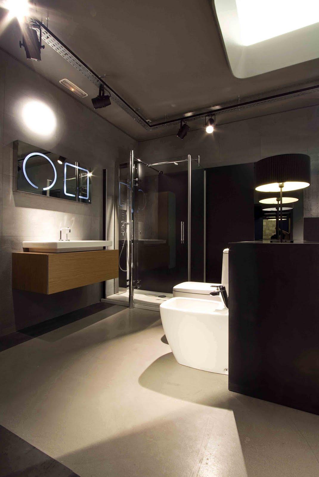 Ideal standard y neocer mica comparten espacio en - Diseno de interiores barcelona ...