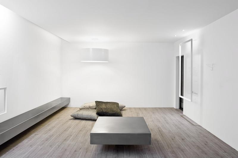 Interiores minimalistas los espacios m s minimalistas de for Interiores minimalistas