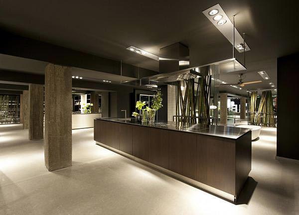 Nueva tienda boffi en madrid 500 m2 en pleno barrio de for Showroom banos y cocinas