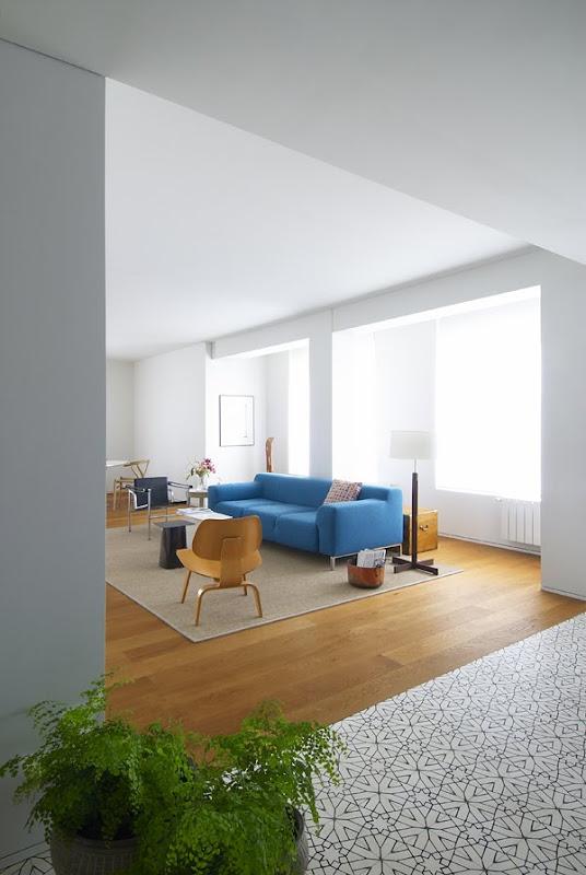 rehabilitaci n de un piso en pamplona por el arquitecto