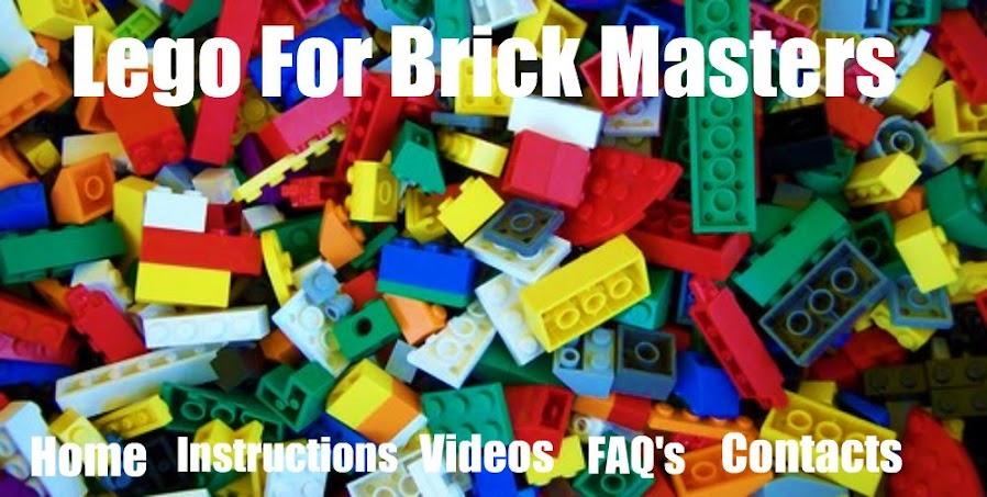 Lego For Brickmasters
