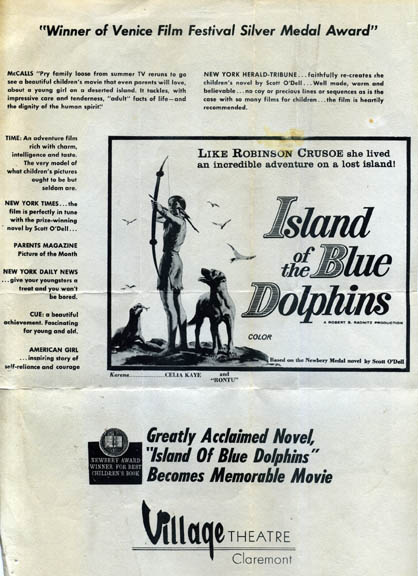 [Blue+Dolphins+poster]