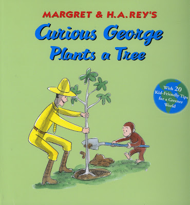 Margret & H.A. Rey's Curious George Plants a Tree