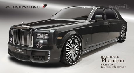 Luxury Vehicles Like The Rolls Royce Phantom Rarely Ever Need Any Additional Tweaking And Modding Because Well These Types Of Are Pretty