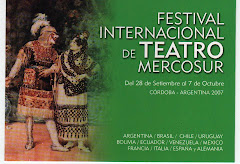 FESTIVAL INTERNACIONAL DE TEATRO MERCOSUR