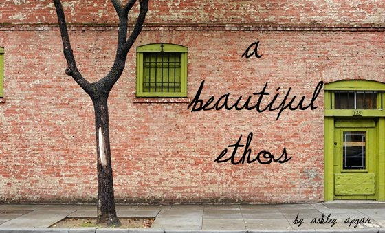 A Beautiful Ethos