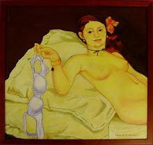 Margot Commer #65 Manet with a twist