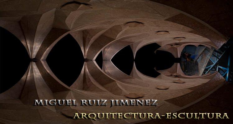 Escultura y Arquitectura Escultórica