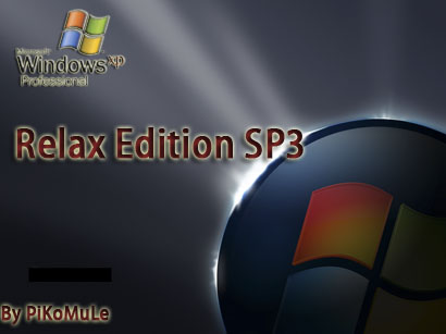 Microsoft Windows XP SP3 Relax Edition 2.1 Desatendido 32 Bits (+ AERO)