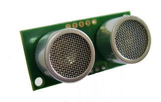 Sensor ultrasonidos SRF05