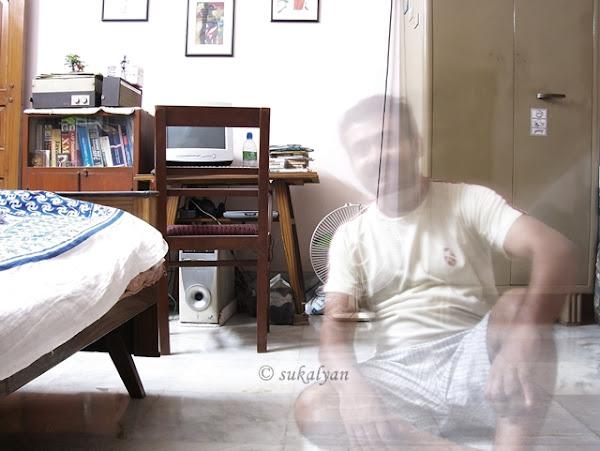 Ghost House creative photography by Sukalyan Chakraborty