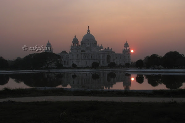 Victoria Memorial Kolkata travel photography by Sukalyan Chakraborty